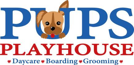 Pups Playhouse Logo